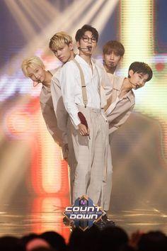 SEVENTEEN  Jeonghannie, Vernonnie, Wonu, Joshua and Hoshi :3