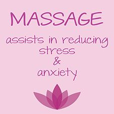 Massage assists in reducing stress anxiety. Feeling stressed, tense, worn out? Book a massage with us today! Freedom Massage 610-644-9003 or freedommassage.com