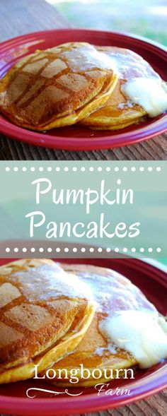 Check out this easy to make homemade pancake mix PLUS an adaption for pumpkin pancakes. Perfect for Fall, or any time of year.