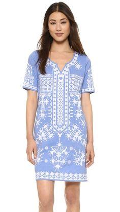 Roberta Roller Rabbit Capella Embroidered Dress