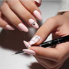 In search for some nail designs and some ideas for your nails? Here's our listing of must-try coffin acrylic nails for stylish women. Aycrlic Nails, Nail Manicure, Diy Nails, Cute Nails, Pretty Nails, Coffin Nails, Manicures, Nail Polish, Stiletto Nails