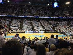 UNC vs Kentucky Unc Vs, Chapel Hill, North Carolina, Kentucky, Basketball Court