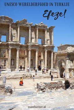 Het was het hoogtepunt van mijn reis naar Turkije: het bezoek aan Efeze, het commerciële centrum van de Oudheid. Efeze is het belangrijkste archeologische gebied van Turkije, in de huidige provincie Izmir en dichtbij Selçuk. Het is een van de grootste opgravingen uit de Griekse oudheid. #efeze #turkije