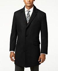 Calvin Klein Men's Minneapolis Overcoat