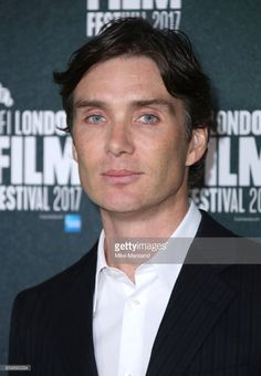 Cillian Murphy attends the UK Premiere of 'The Party' during the 61st BFI London Film Festival on October 10, 2017 in London, England.