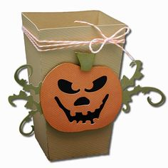 Halloween Popcorn Boxes!
