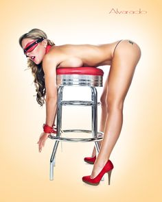 the bar stool