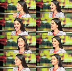 The way she laugh melt my heart ❤ Her laugh is the reason of my happiness ✨ Love is laughing when she laughs Love is smiling when she smiles  Love is simply just her #AimanKhan and her everything ❤ #AimanKhan #LoveHer #Cutie #Lovely #PrettyGirl  ✨