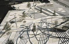Hafencity Public Space de Miralles Tagliabue | Parcs