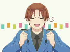 Kawaii Italy - Hetalia                                                                                                                                                      More