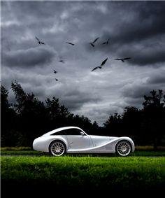 Most Beautiful Morgan Car Photography