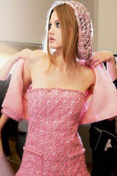 Chanel Fall-Winter 2012/13 Haute Couture
