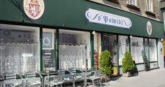 Original Böhmische Küche gibt's im Powidl auf der Margaretenstraße. Marina Bay Sands, Building, Travel, Viajes, Buildings, Destinations, Traveling, Trips, Construction