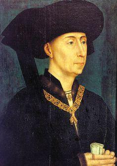 Portrait of Philip the Good