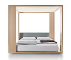 TEMPLE - Designer Beds from Busnelli ✓ all information ✓ high-resolution images ✓ CADs ✓ catalogues ✓ contact information ✓ find your nearest. Four Poster Bed, How To Make Bed, Bed With Posts, Bed Design, Mattress, Temple, Designer, Beds, Furniture
