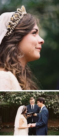 YARD WEDDING; photo: Tec Petaja, styling and design: Joy Thigpen