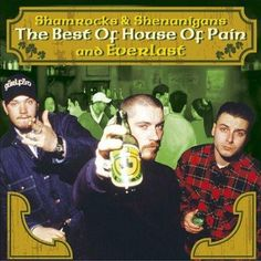 Precision Series House of Pain/Everlast - Shamrocks & Shenanigans-The Best of House of Pain & Everlast, Black