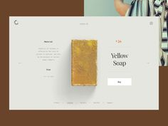 Product Page by Anton Mishin for ls.graphics on Dribbble Website Layout, Web Layout, Page Design, Ux Design, Layout Design, Branding Design, Web Portfolio, Portfolio Website Design, Web Design Trends