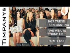 Take a look at my video, folks👇 Fashion trend forecast 2017/2018 https://youtube.com/watch?v=rNpg_d1ZYNg