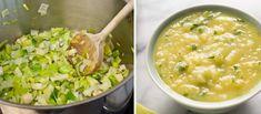 Pórová krémová polievka: Najrýchlejší recept, ktorý si zamilujete - Receptik.sk Cheeseburger Chowder, Ale, Soup, Ale Beer, Soups, Ales, Beer