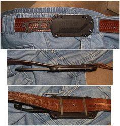 Horizontal tactical knifes? - AR15.Com Archive