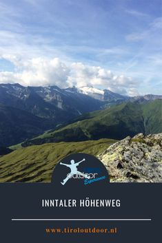 Inntaler Höhenweg met de Seven Tuxer Summits Mount Everest, Hotels, Meet, Mountains, Travel, Step By Step, Alps, Zugspitze, Viajes