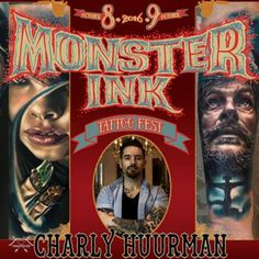 Our resident Charly Huurman will be next weekend in the Monster Ink Tattoo Fest in Holand. His tattoos are a perfect blend of hyper-real and subrreal, it never leave no one indifferent Do you want to book with him? #monsterladies #monsterenergy #tattoomed #magicmoon #tatowiermagazin #artist #tattooart #tattooartist #imitf16 #monsterinktattoofest #tattooconvention #tattooconventie #pierce #piercing #pierced #piercer #mods #bodymods #suspension #bodymodification #venray #evenementenhal