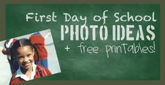 first day of school picture ideas - Google Search