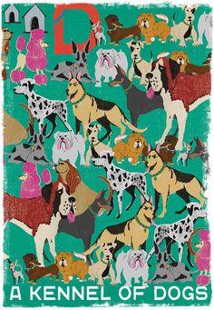 Animal prints from #Woop_Studios