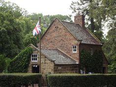 Captain Cook's House  Fitzroy Gardens