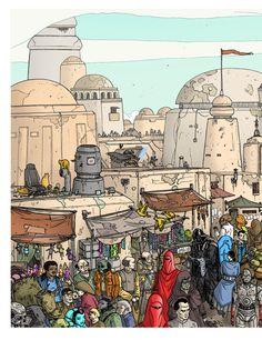 Star Wars - Ulises Farinas