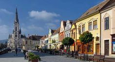 Kőszeg - Hungary Heart Of Europe, City Landscape, Czech Republic, Nice View, Poland, Places To Visit, Street View, Journey, Earth
