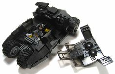 Super Punch: Lego Batman Tumbler
