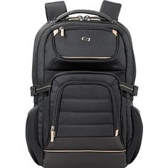 Solo Pro Laptop Backpack Black Solo Laptop Backpack Black 4 is among the top selling items in Luggage category in USA. Click below to see its Availability and Price in your country. Computer Backpack, Backpack Brands, Black Mesh, Black Gold, Cool Backpacks, Backpack Straps, A 17, Black Backpack