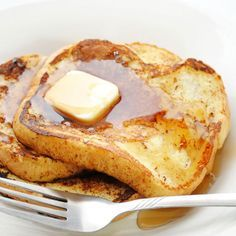 Easy French Toast Recipes - Useful Articles What's For Breakfast, Breakfast Recipes, Breakfast Bites, Pain Perdu Simple, Brunch, Pancakes And Waffles, But First Coffee, Sweet And Salty, Crepes