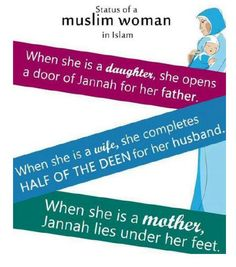 What muslim belief see women