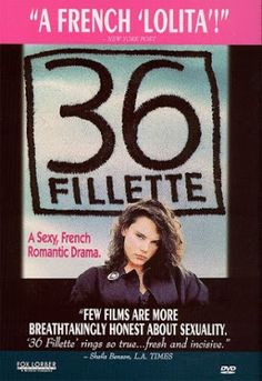 CineMonsteR: 36 Fillette / A French Lolita. 1988.
