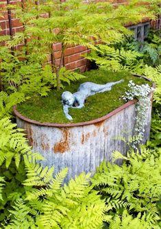 Dreamy Bohemian Garden Spaces II