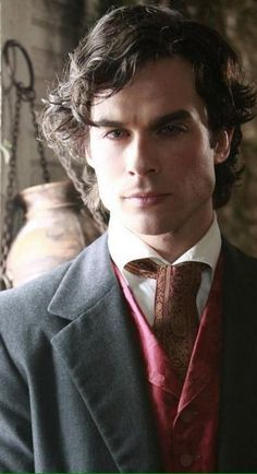 #TVD The Vampire Diaries  Damon Salvatore in 1864