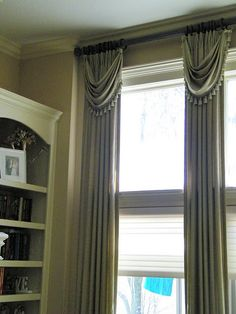 Curtains idea for living room