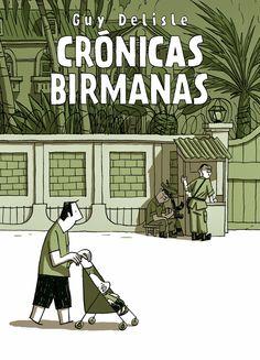 CATALONIA COMICS: CRÓNICAS BIRMANAS #biblioteques_UVEG