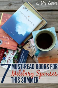 Need to add these books to my list! milspouse, milso #spon