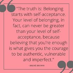 Inspirational Quotes from Brene Brown