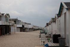 Just a cloudy summerday on IJmuiden-beach