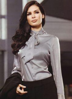 camisa social feminina 5