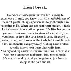 Then you put the pieces back together and move on. I have hope for the future of meeting someone new but for now all that matters is I'm living for me and my boys. Heart Quotes, Sad Quotes, Quotes To Live By, Life Quotes, Inspirational Quotes, Heartbreak Quotes, Qoutes, Drama Quotes, Badass Quotes