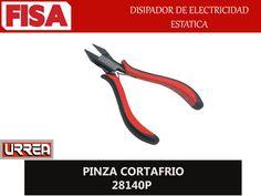 PINZA CORTAFRIO 28140P. Disipador de electricidad estatica- FERRETERIA INDUSTRIAL -FISA S.A.S Carrera 25 # 17 - 64 Teléfono: 201 05 55 www.fisa.com.co/ Twitter:@FISA_Colombia Facebook: Ferreteria Industrial FISA Colombia