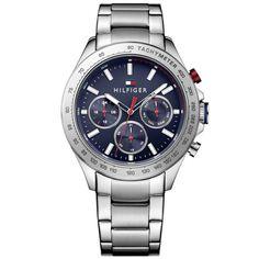 Relógio Tommy Hilfiger Masculino Aço - 1791228