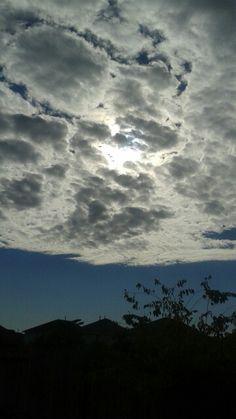 HERMOSO dia soleado y nublado al mismo tiempo