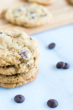 THE Neiman Marcus Chocolate Chip Cookie recipe from @bakeat350